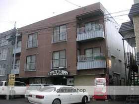 北海道札幌市西区、琴似駅徒歩6分の築27年 3階建の賃貸マンション