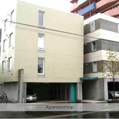 北海道札幌市中央区、西28丁目駅徒歩8分の築17年 4階建の賃貸マンション