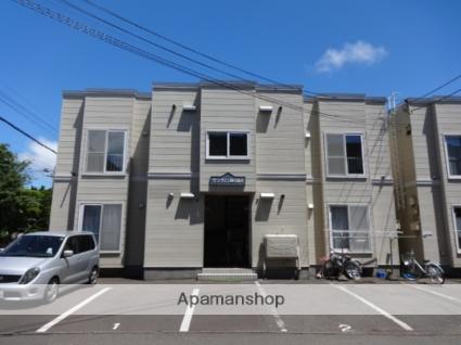 北海道札幌市中央区、琴似駅徒歩15分の築27年 2階建の賃貸アパート