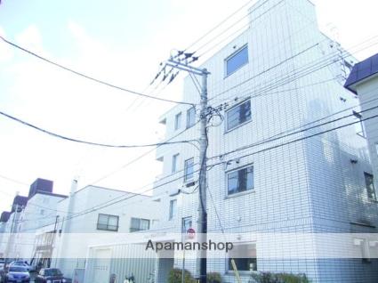 北海道札幌市中央区、二十四軒駅徒歩16分の築26年 4階建の賃貸マンション