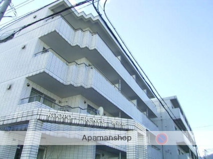 北海道札幌市中央区、二十四軒駅徒歩13分の築25年 4階建の賃貸マンション