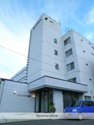 北海道札幌市西区、発寒南駅徒歩14分の築32年 5階建の賃貸マンション