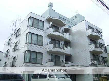 北海道札幌市中央区、二十四軒駅徒歩12分の築27年 4階建の賃貸マンション