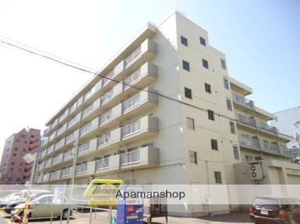 北海道札幌市中央区、西28丁目駅徒歩15分の築32年 6階建の賃貸マンション