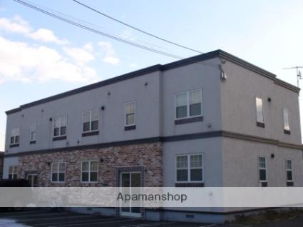 北海道札幌市西区、発寒駅徒歩10分の築15年 2階建の賃貸アパート