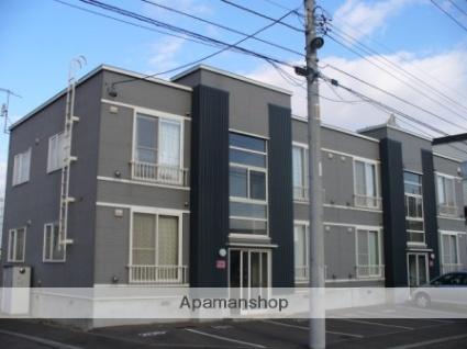 北海道札幌市西区、発寒駅徒歩10分の築16年 2階建の賃貸アパート
