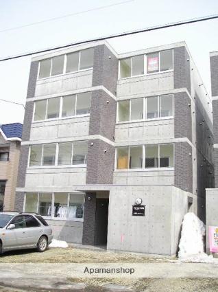 北海道札幌市西区、琴似駅徒歩19分の築13年 4階建の賃貸マンション