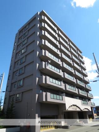 北海道札幌市西区、発寒駅徒歩16分の築16年 9階建の賃貸マンション