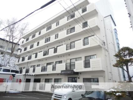 北海道札幌市西区、発寒南駅徒歩19分の築33年 5階建の賃貸マンション