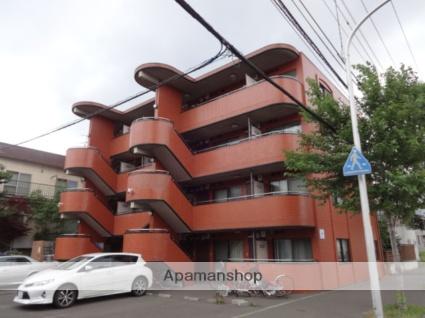北海道札幌市中央区、琴似駅徒歩17分の築28年 4階建の賃貸マンション