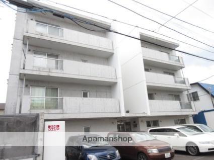 北海道札幌市西区、発寒中央駅徒歩17分の築9年 4階建の賃貸マンション
