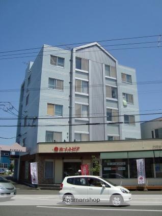 北海道札幌市西区の築27年 5階建の賃貸マンション