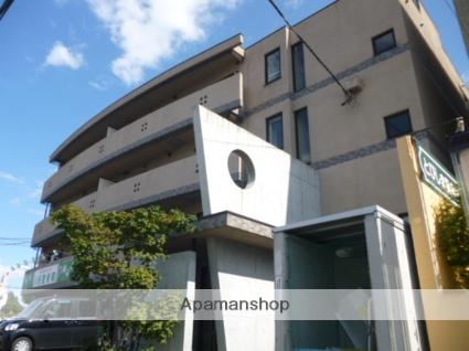 北海道札幌市西区、八軒駅徒歩8分の築11年 4階建の賃貸マンション
