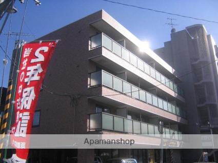 北海道札幌市西区、八軒駅徒歩8分の築14年 4階建の賃貸マンション