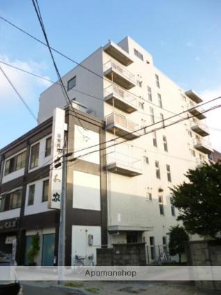 北海道札幌市西区、琴似駅徒歩11分の築30年 7階建の賃貸マンション
