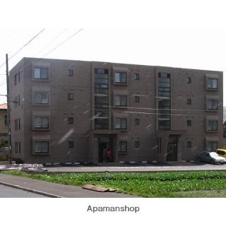 北海道札幌市西区、琴似駅JR北海道バスバス6分山の手3条8丁目下車後徒歩5分の築15年 4階建の賃貸マンション