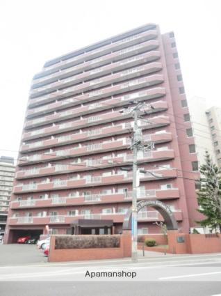 北海道札幌市西区、琴似駅徒歩5分の築32年 14階建の賃貸マンション
