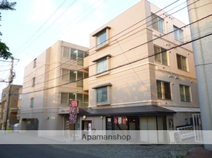 北海道札幌市中央区、西28丁目駅徒歩11分の築28年 4階建の賃貸マンション