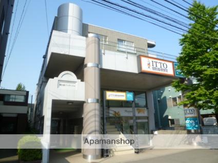 北海道札幌市中央区、二十四軒駅徒歩18分の築27年 4階建の賃貸マンション