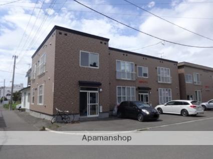 北海道札幌市西区、琴似駅徒歩12分の築23年 2階建の賃貸アパート