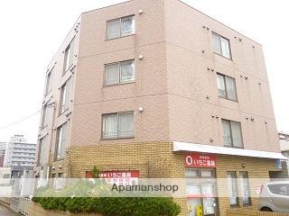 北海道札幌市西区、琴似駅徒歩10分の築16年 4階建の賃貸マンション