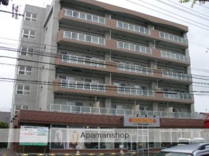 北海道札幌市西区、発寒中央駅徒歩18分の築10年 6階建の賃貸マンション