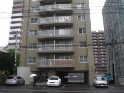 北海道札幌市中央区、二十四軒駅徒歩15分の築19年 11階建の賃貸マンション