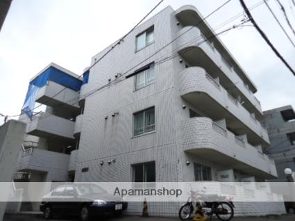 北海道札幌市中央区、西28丁目駅徒歩6分の築26年 4階建の賃貸マンション