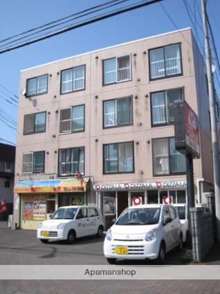 北海道札幌市中央区、桑園駅徒歩6分の築26年 4階建の賃貸マンション
