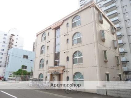 北海道札幌市中央区、円山公園駅徒歩8分の築30年 4階建の賃貸マンション