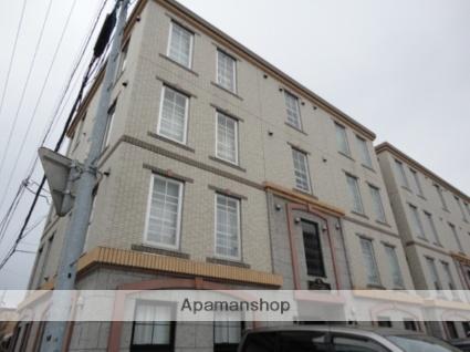 北海道札幌市西区、発寒中央駅徒歩16分の築14年 4階建の賃貸マンション