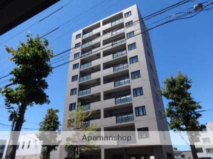 北海道札幌市中央区、桑園駅徒歩10分の築16年 10階建の賃貸マンション