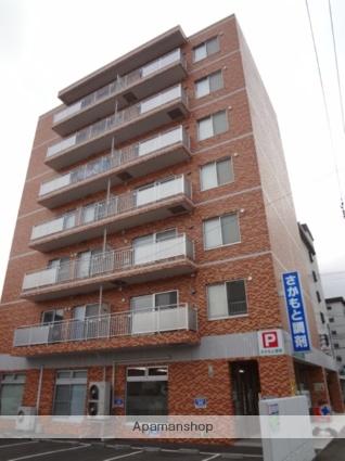 北海道札幌市中央区、二十四軒駅徒歩15分の築23年 7階建の賃貸マンション