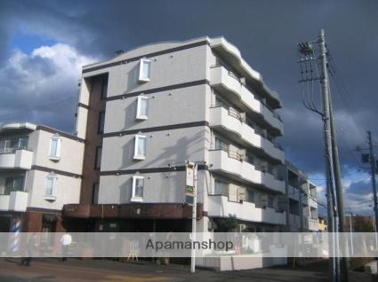 北海道札幌市西区、琴似駅徒歩8分の築27年 5階建の賃貸マンション