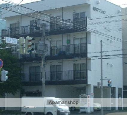 北海道札幌市中央区、二十四軒駅徒歩16分の築34年 4階建の賃貸マンション
