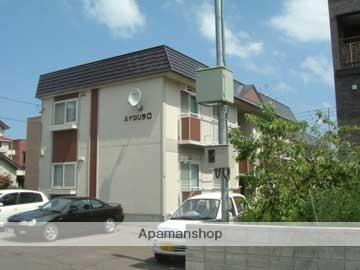 北海道札幌市西区、琴似駅徒歩12分の築26年 2階建の賃貸アパート