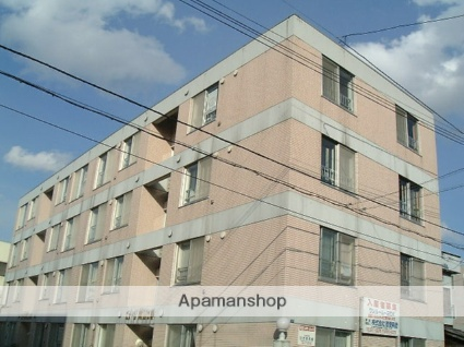 北海道札幌市西区、琴似駅徒歩25分の築26年 4階建の賃貸マンション