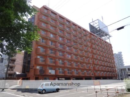 北海道札幌市西区、琴似駅徒歩17分の築27年 9階建の賃貸マンション