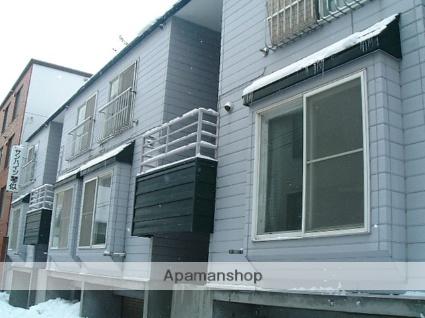北海道札幌市西区、琴似駅徒歩14分の築29年 2階建の賃貸アパート