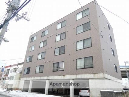 北海道札幌市西区、発寒駅徒歩19分の築14年 5階建の賃貸マンション