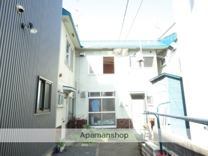 北海道札幌市西区、琴似駅徒歩17分の築41年 2階建の賃貸アパート