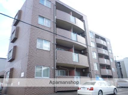 北海道札幌市西区、八軒駅徒歩5分の築25年 5階建の賃貸マンション