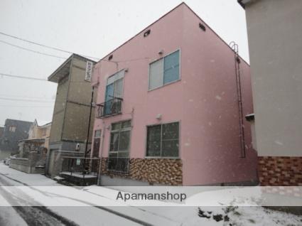 北海道札幌市西区、発寒中央駅徒歩15分の築35年 2階建の賃貸アパート