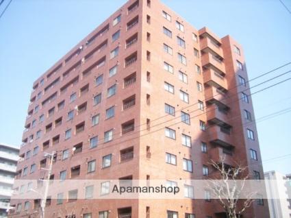 北海道札幌市西区、琴似駅徒歩2分の築33年 11階建の賃貸マンション