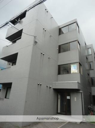 北海道札幌市西区、発寒中央駅徒歩5分の築26年 4階建の賃貸マンション