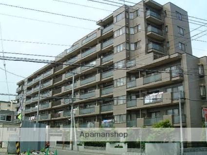 北海道札幌市中央区、西28丁目駅徒歩5分の築22年 8階建の賃貸マンション