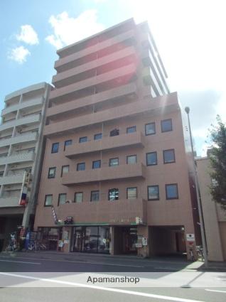 北海道札幌市中央区、円山公園駅徒歩12分の築28年 9階建の賃貸マンション