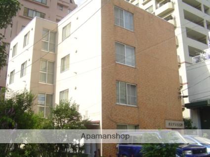 北海道札幌市中央区、円山公園駅徒歩10分の築29年 4階建の賃貸マンション
