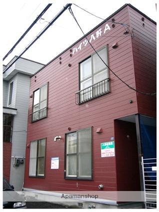 北海道札幌市西区、琴似駅徒歩10分の築33年 2階建の賃貸アパート