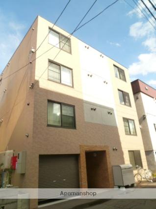 北海道札幌市中央区、西11丁目駅徒歩9分の築7年 4階建の賃貸マンション